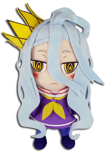 No Game No Life - Shiro Plush 8'', an officially licensed product in our No Game No Life Plush department.
