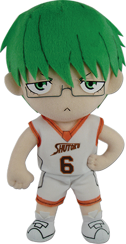 Kuroko's Basketball - Midorima Plush 8''H, an officially licensed product in our Kuroko'S Basketball Plush department.