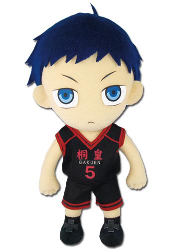Kuroko's Basketball - Aomine Plush 8'' officially licensed Kuroko'S Basketball Plush product at B.A. Toys.