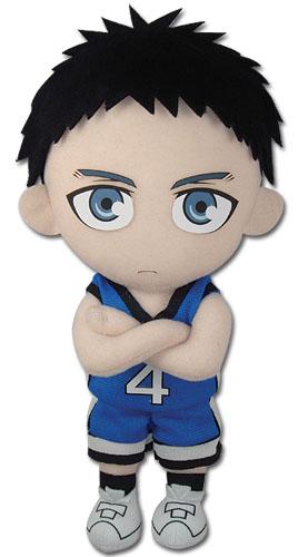 Kuroko's Basketball - Kasamatsu Plush 8'' officially licensed Kuroko'S Basketball Plush product at B.A. Toys.