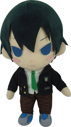Free! - Sd Haruka Uniform Plush 8'', an officially licensed product in our Free! Plush department.