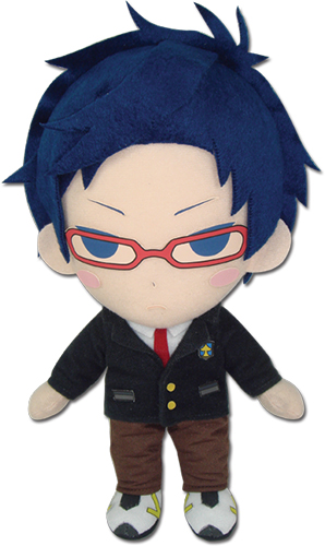 Free! - Sd Rei Uniform Plush 8'', an officially licensed product in our Free! Plush department.