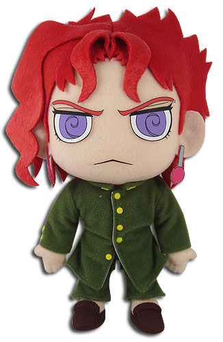 Jojo - Kakyoin Sd Plush 8'', an officially licensed product in our Jojo'S Bizarre Adventure Plush department.