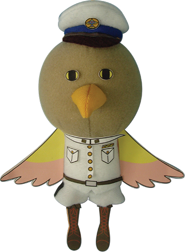 Free! 2 - Iwatobi Chan Navy Plush 4.5''H, an officially licensed product in our Free! Plush department.