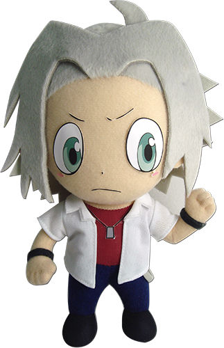 Reborn! - Gokudera Uniform Plush 8'', an officially licensed product in our Reborn! Plush department.