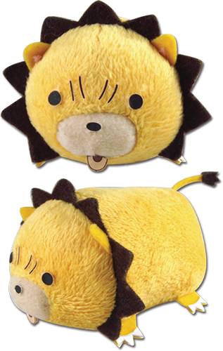 Bleach - Kon Mini Plush 3.95'' W officially licensed Bleach Plush product at B.A. Toys.