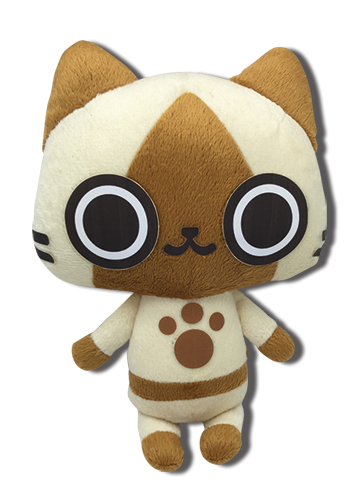 Monster Hunter - Airou Plush 8'', an officially licensed product in our Monster Hunter Plush department.