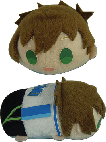 Free! - Makoto Mini Plush 3.5'' W, an officially licensed product in our Free! Plush department.