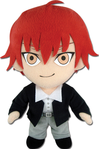 Assassination Classroom - Karuma Plush 8, an officially licensed Assassination Classroom product at B.A. Toys.