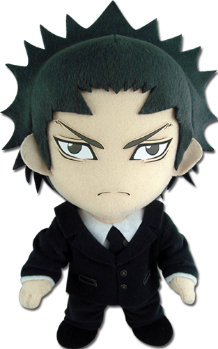 Assassination Classroom - Karasuma Plush 8'', an officially licensed product in our Assassination Classroom Plush department.