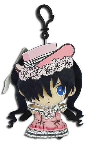 Black Butler - Ciel Pink Ballgown Plush 5, an officially licensed Black Butler product at B.A. Toys.