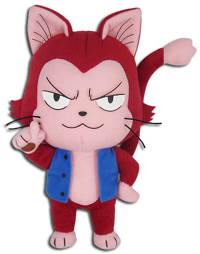 Fairy Tail - Lector Plush 8''H, an officially licensed product in our Fairy Tail Plush department.