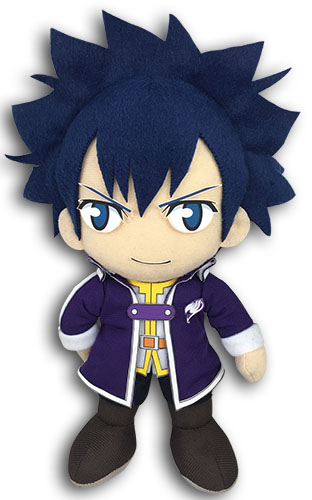 Fairy Tail - Gray S6 Clothes Plush 8'', an officially licensed product in our Fairy Tail Plush department.