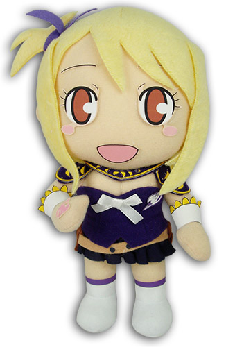 Fairy Tail - Lucy S6 Clothes Plush 8'', an officially licensed product in our Fairy Tail Plush department.