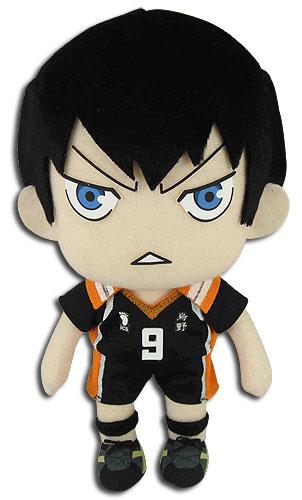 Haikyu!! - Kageyama Plush 8''h officially licensed Haikyu!! Plush product at B.A. Toys.