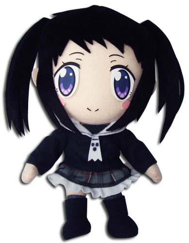 Soul Eater Not - Tsugumia Plush 8''H officially licensed Soul Eater Not! Plush product at B.A. Toys.