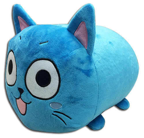 Fairy Tail - Happy Medium Plush 12'', an officially licensed product in our Fairy Tail Plush department.