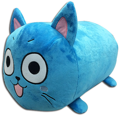 Fairy Tail - Happy Large Plush 17'', an officially licensed product in our Fairy Tail Plush department.