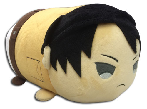 Attack On Titan - Eren Medium Plush 11.9'' officially licensed Attack On Titan Plush product at B.A. Toys.