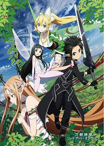Sword Art Online - Alo Group Puzzle 300Pcs, an officially licensed product in our Sword Art Online Puzzles department.