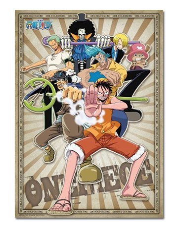 One Piece - Men Battle Pose Group 300Pcs Puzzle, an officially licensed product in our One Piece Puzzles department.