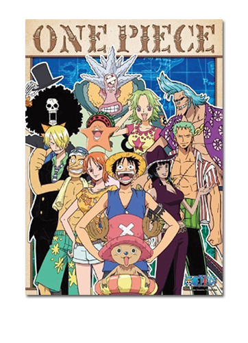 One Piece - Sabody Arc Group 520pcs Puzzle officially licensed One Piece Puzzles product at B.A. Toys.