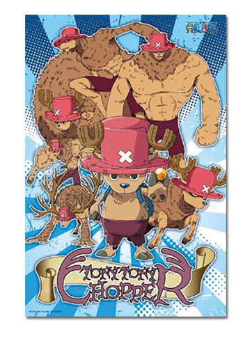 One Piece - Chopper Point Forms 1000pcs Puzzle officially licensed One Piece Puzzles product at B.A. Toys.