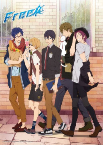 Free! - Walking Home 300 Pcs Jigsaw Puzzle, an officially licensed product in our Free! Puzzles department.