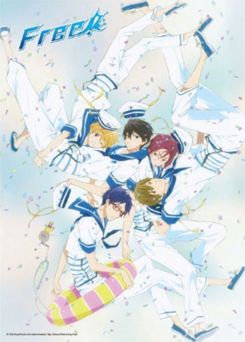 Free! - Sailors 300 Pcs Jigsaw Puzzle, an officially licensed product in our Free! Puzzles department.