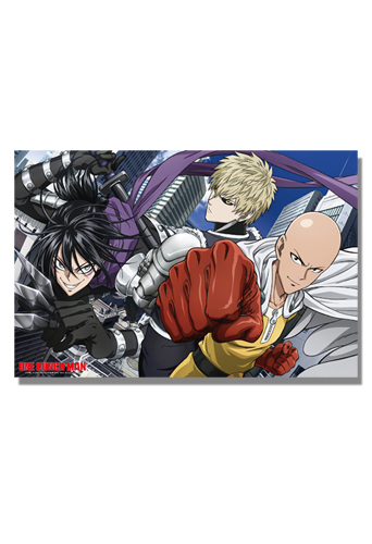 One Punch Man - Group 03 Puzzle, an officially licensed product in our One-Punch Man Puzzles department.
