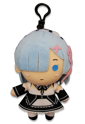 Re:Zero - Rem Plush 5'', an officially licensed product in our Re-Zero Plush department.