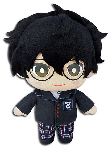 Persona 5 - Protagonist Plush 8'', an officially licensed product in our Persona Plush department.