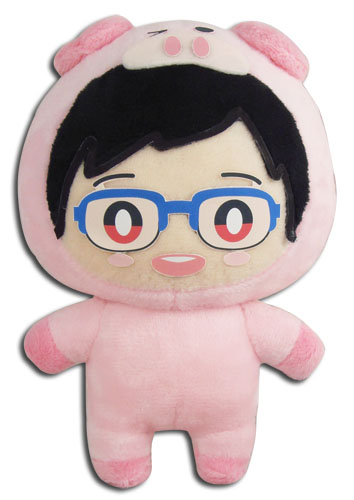 Yuri On Ice!!! - Yuri Pig Plush 6'', an officially licensed product in our Yuri!!! On Ice Plush department.