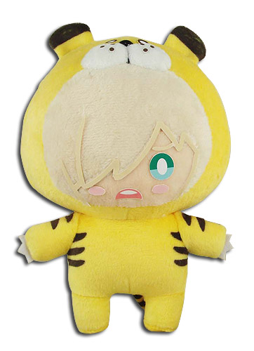 Yuri On Ice!!! - Yuri Tiger Plush 6'', an officially licensed product in our Yuri!!! On Ice Plush department.