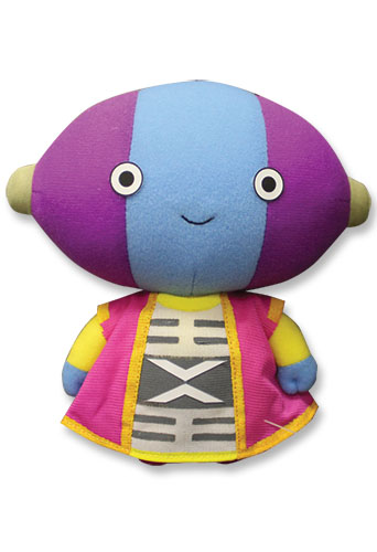 Dragon Ball Super - Zeno Sama Plush 6'', an officially licensed product in our Dragon Ball Super Plush department.