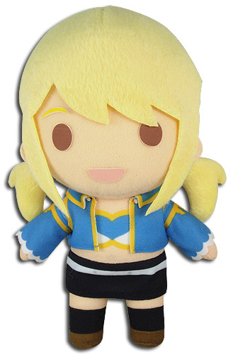 Fairy Tail S7 - Lucy Plush 8