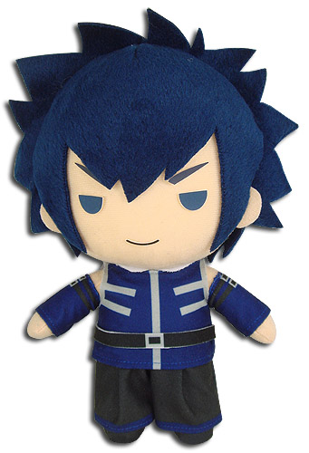 Fairy Tail - Gray Plush 8