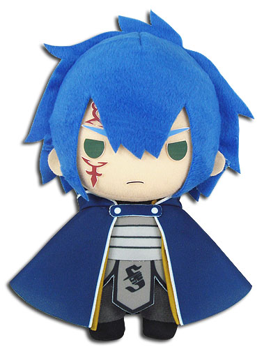 Fairy Tail - S7 Jellal Plush 8'', an officially licensed product in our Fairy Tail Plush department.