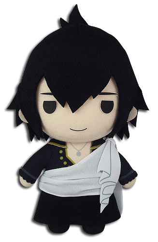 Fairy Tail - S7 Zeref Plush 8'', an officially licensed product in our Fairy Tail Plush department.