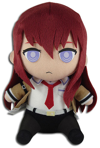 Steins;Gate - Kurisu Sitting Pose Plush 7