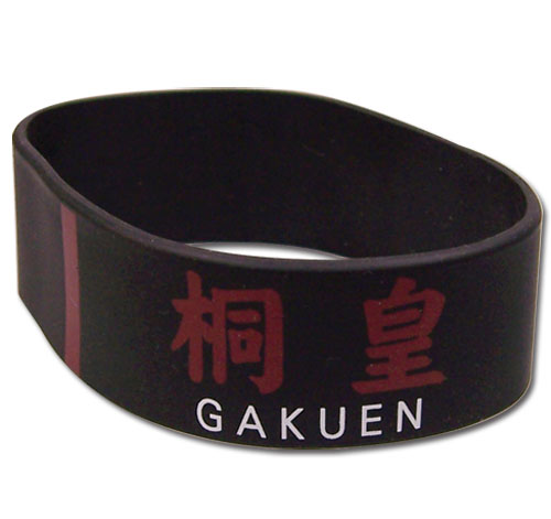 Kuroko's Basketball - Team Too Gakuen Pvc Wristband, an officially licensed product in our Kuroko'S Basketball Wristbands department.