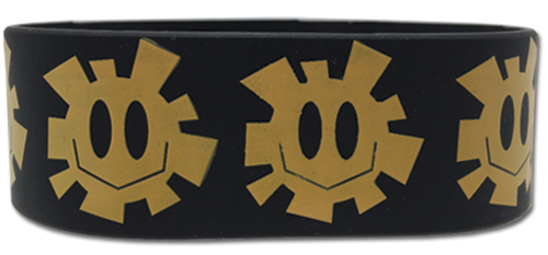 Day Break Illusion - Taiyo Pvc Wristband, an officially licensed product in our Day Break Illusion Wristbands department.