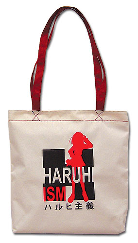 Haruhi-Ism Tote Tote Bag, an officially licensed product in our Haruhi Bags department.