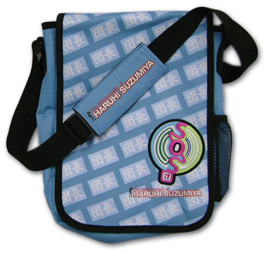 Haruhi Sos Messenger Bag, an officially licensed Haruhi Bag
