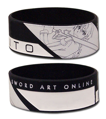 Sword Art Online - Asuna Pvc Wristband officially licensed Sword Art Online Wristbands product at B.A. Toys.