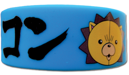 Bleach - Kon Pvc Wristband, an officially licensed product in our Bleach Wristbands department.