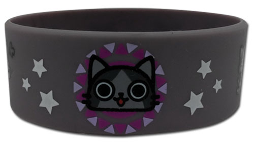 Airou From The Monster Hunter - Merarou Pvc Wristband, an officially licensed product in our Airou From The Monster Hunter Wristbands department.