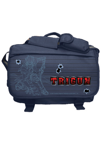 Trigun Messenger Bag, an officially licensed product in our Trigun Bags department.