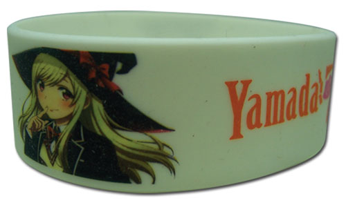 Yamada Kun - Urara & Nene Pvc Wristband officially licensed Yamada-Kun And The Seven Witches Wristbands product at B.A. Toys.