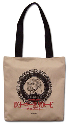 Death Note Misa Tote Bag, an officially licensed product in our Death Note Bags department.